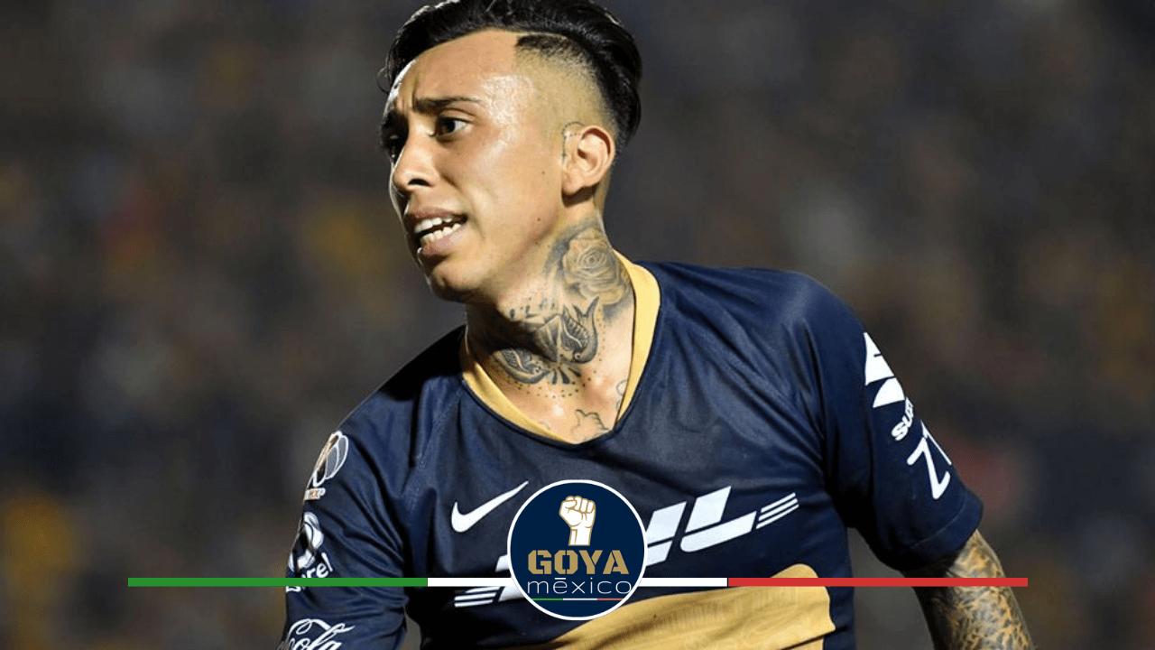 Martin Rodríguez se Despide de Pumas