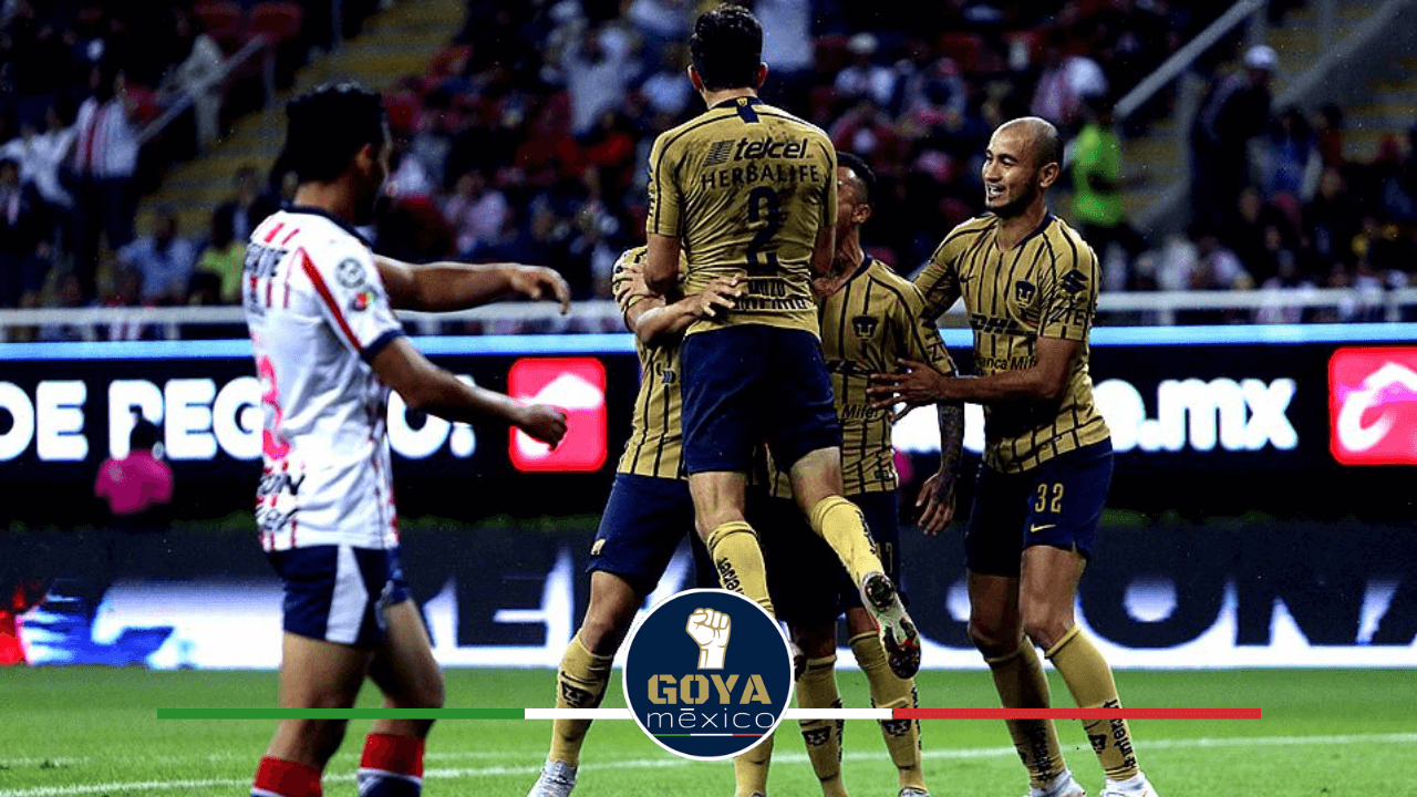 El Pumas vs Chivas podría tener afición en el Estadio.