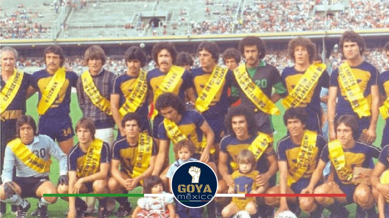 El día que Pumas Ganó la Copa Interamericana
