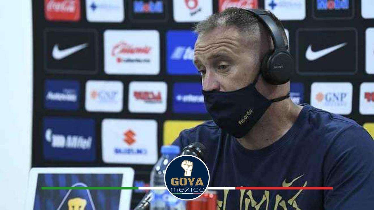 """""""Me Voy Feliz, por los Jugadores y por la Afición de un Equipo Grande"""" Andrés Lillini"""