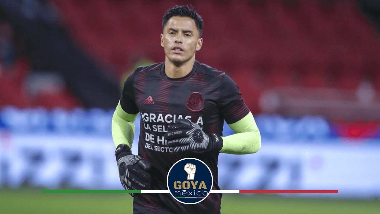 Alfredo Talavera saltará de titular contra Costa Rica.