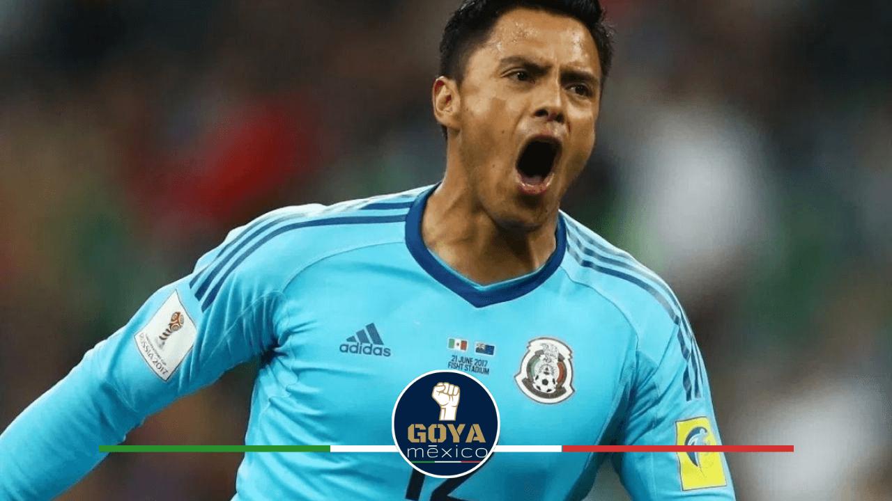 ¡Alfredo Talavera Rompe un Récord con la Selección Mexicana!