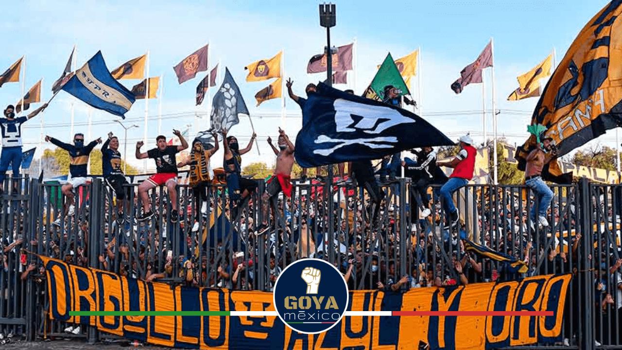 Todo Parece Indicar que No Habrá Gente en el San Luis vs Pumas.