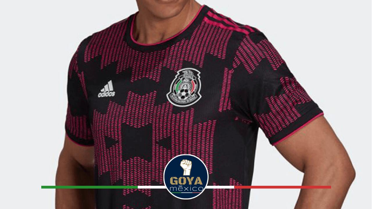 La Selección Mexicana presenta su nueva Jersey ¡Una joya!