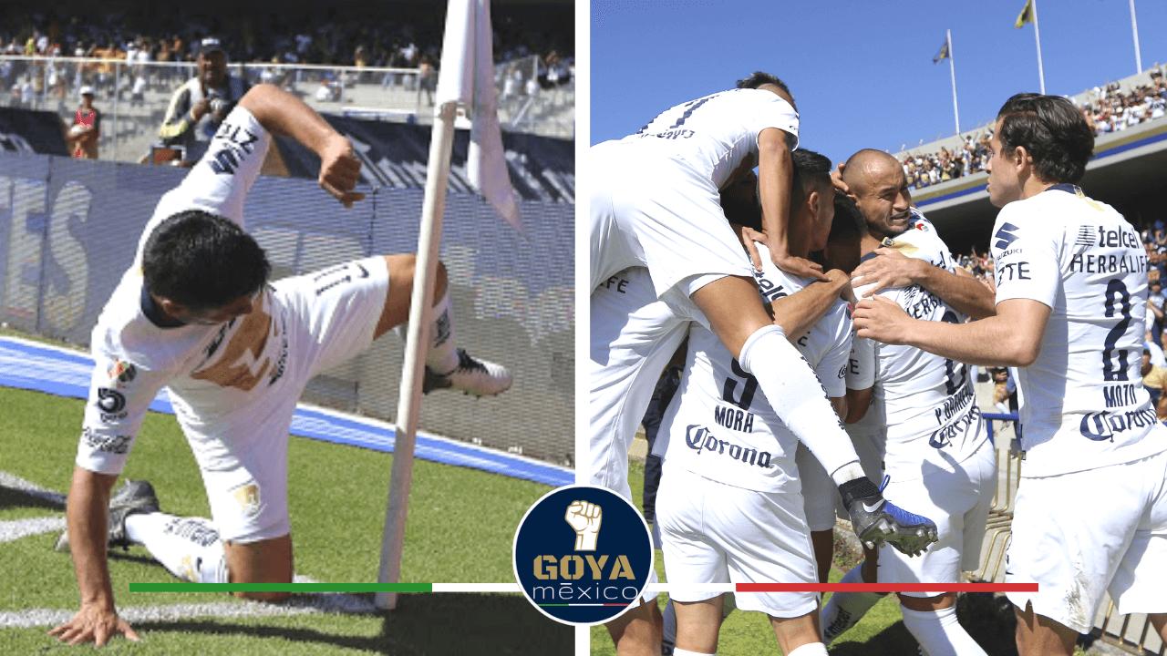 ¡La última victoria de Pumas ante Tigres en CU!