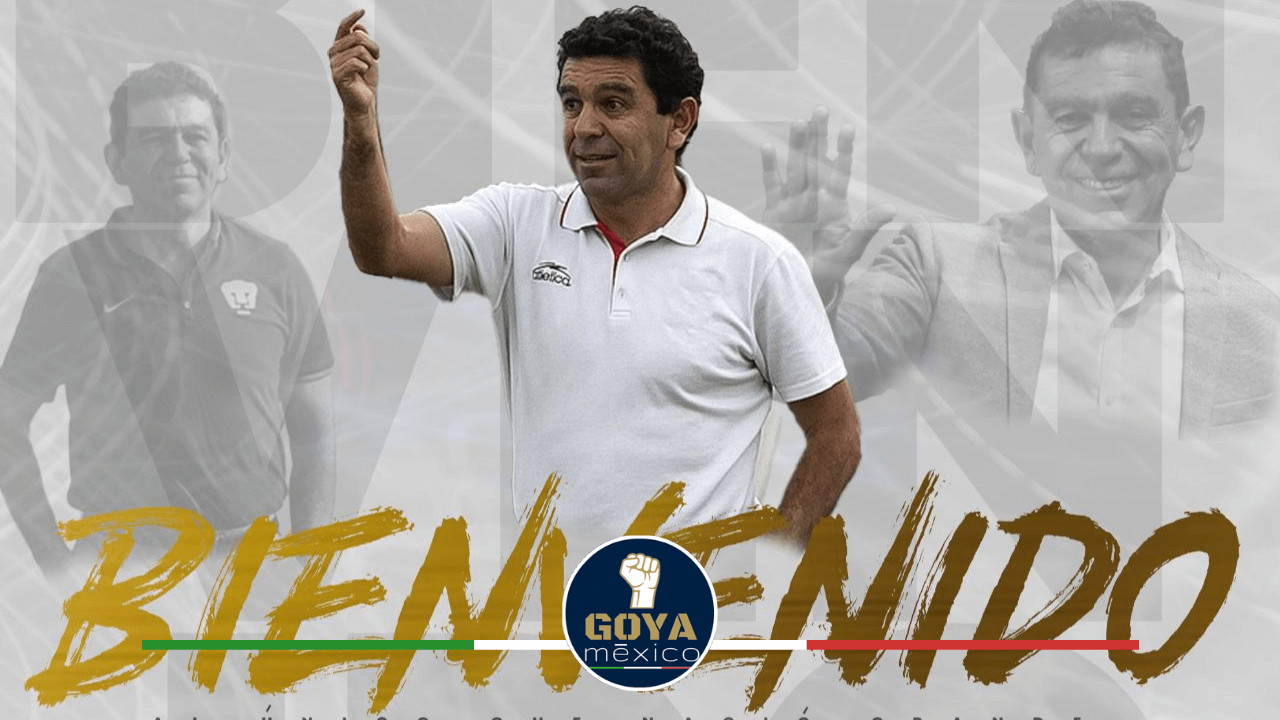 ¡David Patiño dirigirá por primera vez un equipo fuera de México!