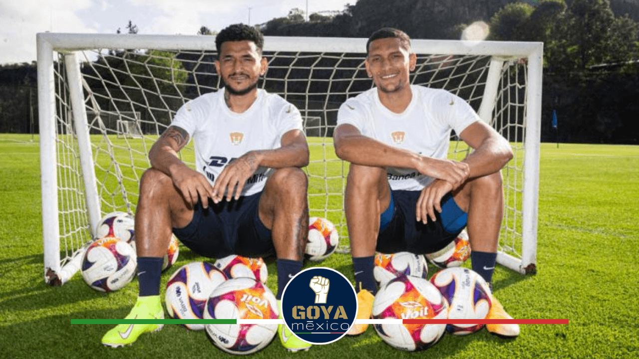 """""""Leandro dejo un legado, lo queremos continuar"""", De Oliveira y Meritao."""