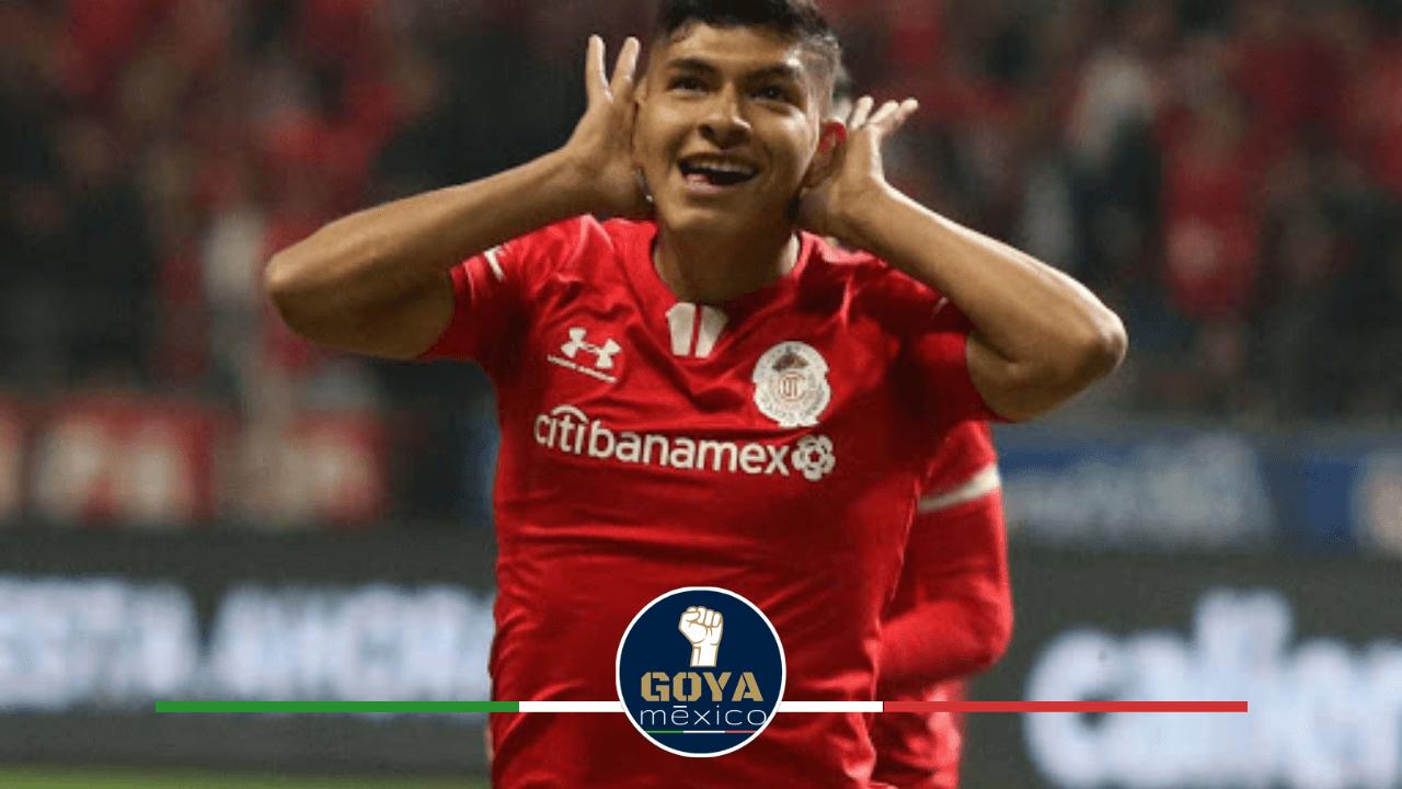 ¿Ya hay negociaciones entre Pumas y Kevin Castañeda de Toluca?