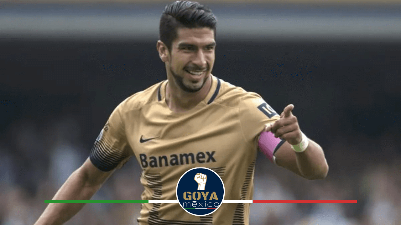 Eduardo Herrera Promete Regresar a Pumas en Twitter.