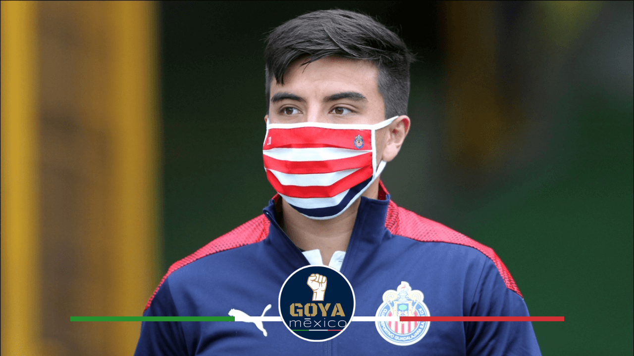 ¿Fernando Beltrán podría llegar a préstamo con Pumas?