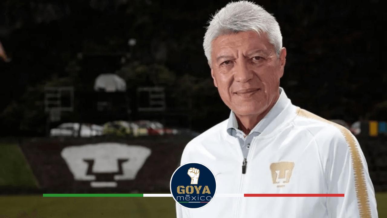 ¡Chucho Ramírez confirma que se viene otro refuerzo!