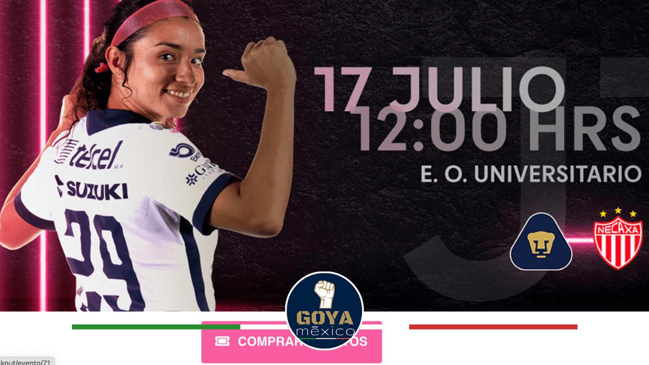 ¡Pumas inaugura nueva plataforma con el partido de Pumas femenil!