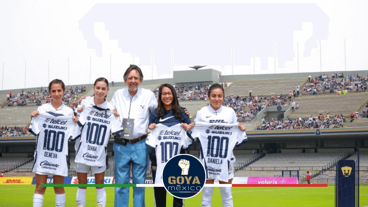 Así se vivió el regreso de la afición al Estadio Olimpico Universitario.