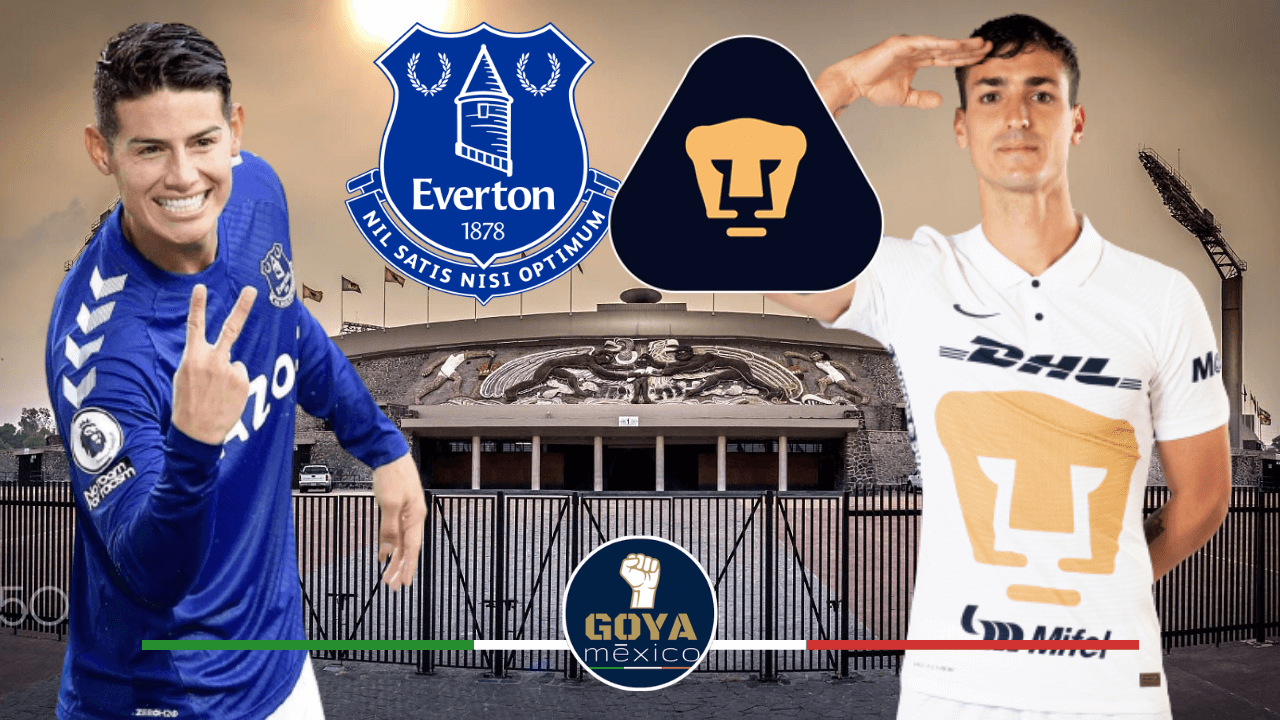 Pumas enfrentará al Everton de Inglaterra en la Florida Cup.