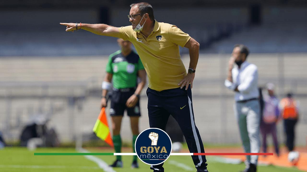 """El jugador mexicano no es menos que otros jugadores del mundo"" Andrés Lillini."