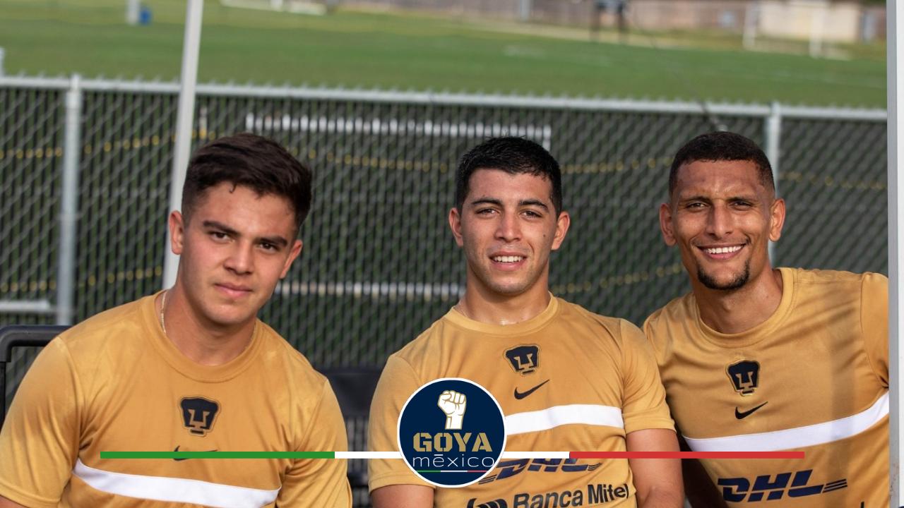 Pumas tendrá uno de los mediocampos más prometedores de la Liga MX