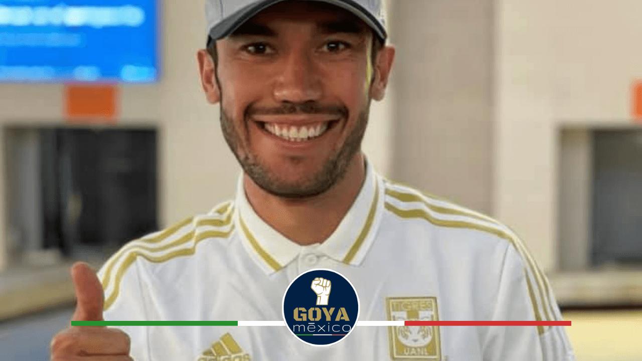"""""""Llegó a Tigres para ser campeón y aquí lo voy a lograr"""", Juan Pablo Vigón."""