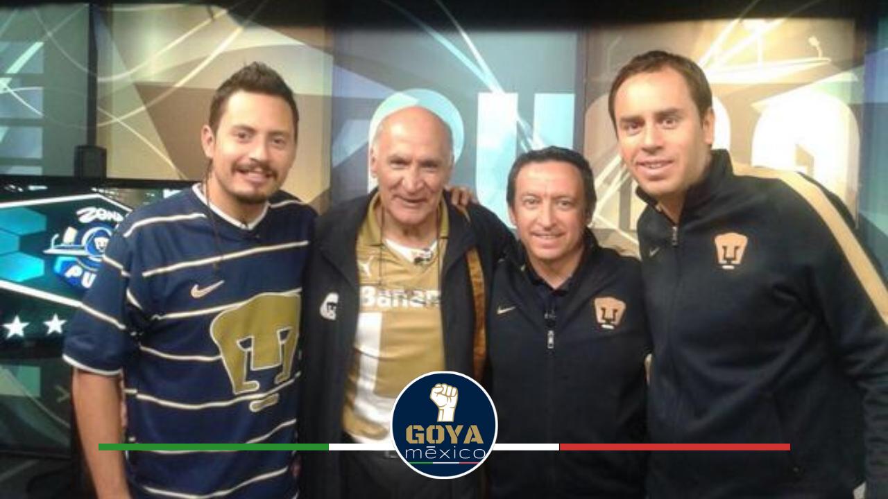 Alonso Cabral en su entrevista exclusiva con Goya México, mencionó la dificultad de mostrar los colores como un profesional a través del periodismo deportivo.