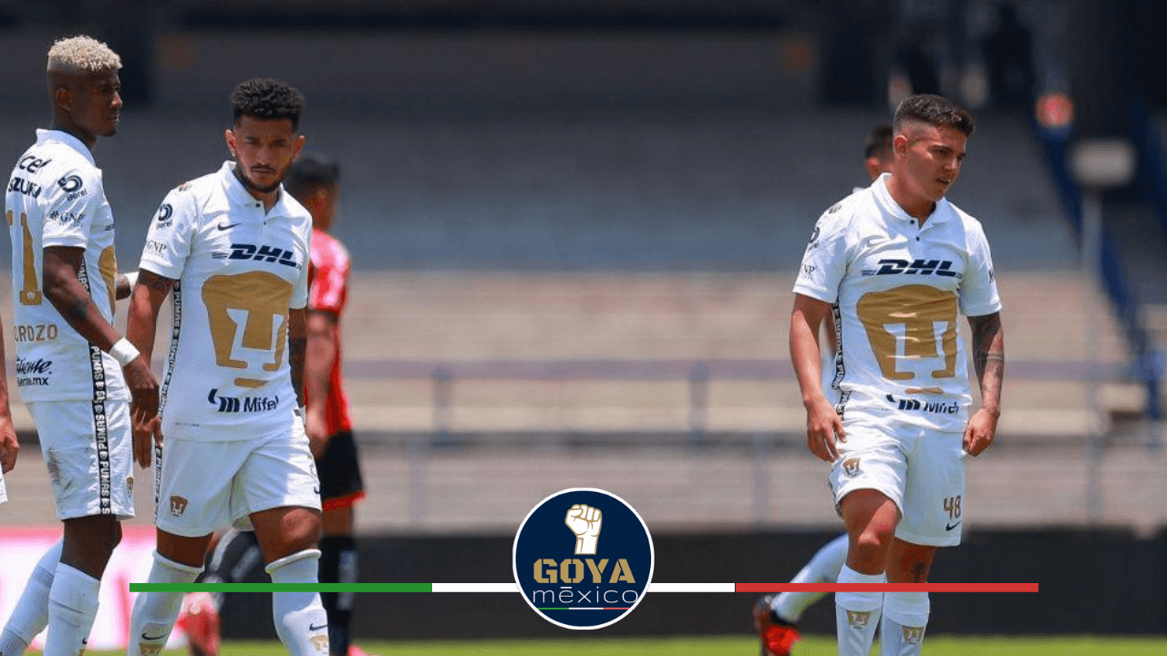 Pumas cae ante Monterrey, ¿Se viene un mal torneo?