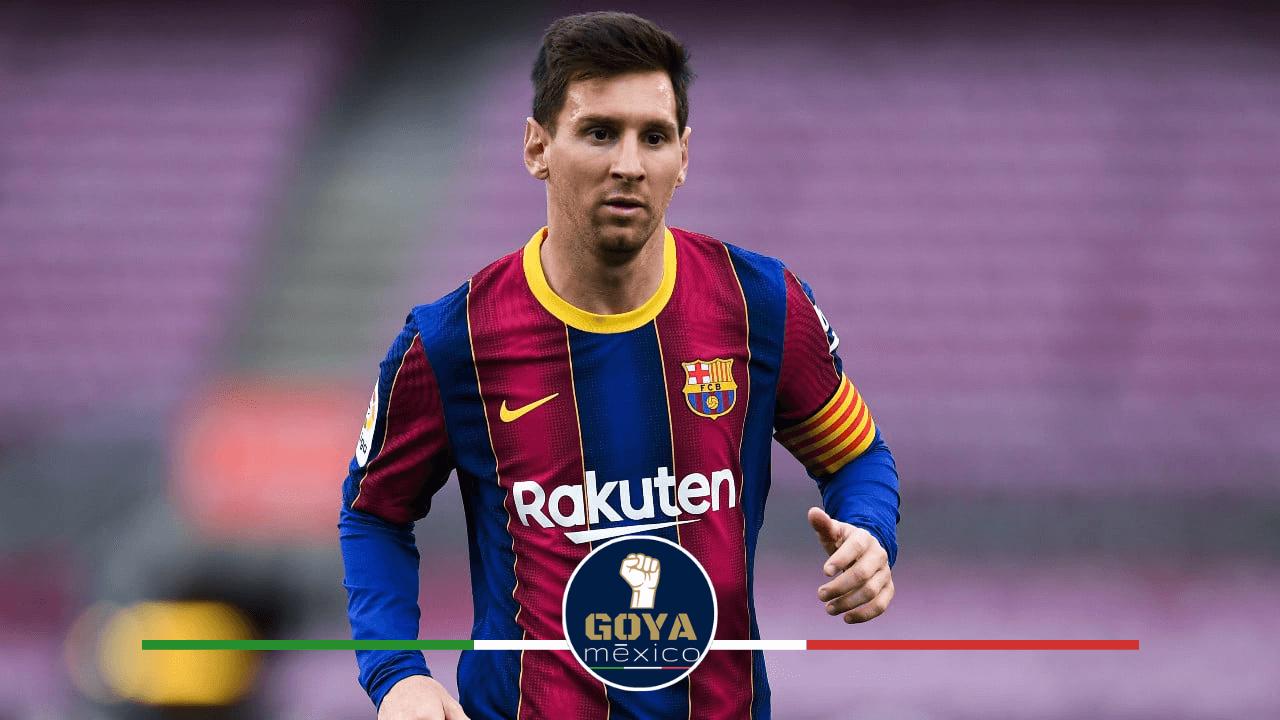 Lionel Messi se va de Barcelona.