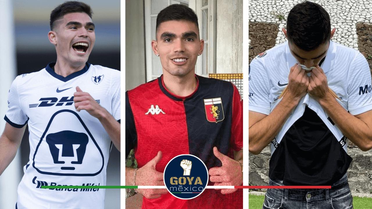 La historia de éxito de Johan Vásquez y Pumas.