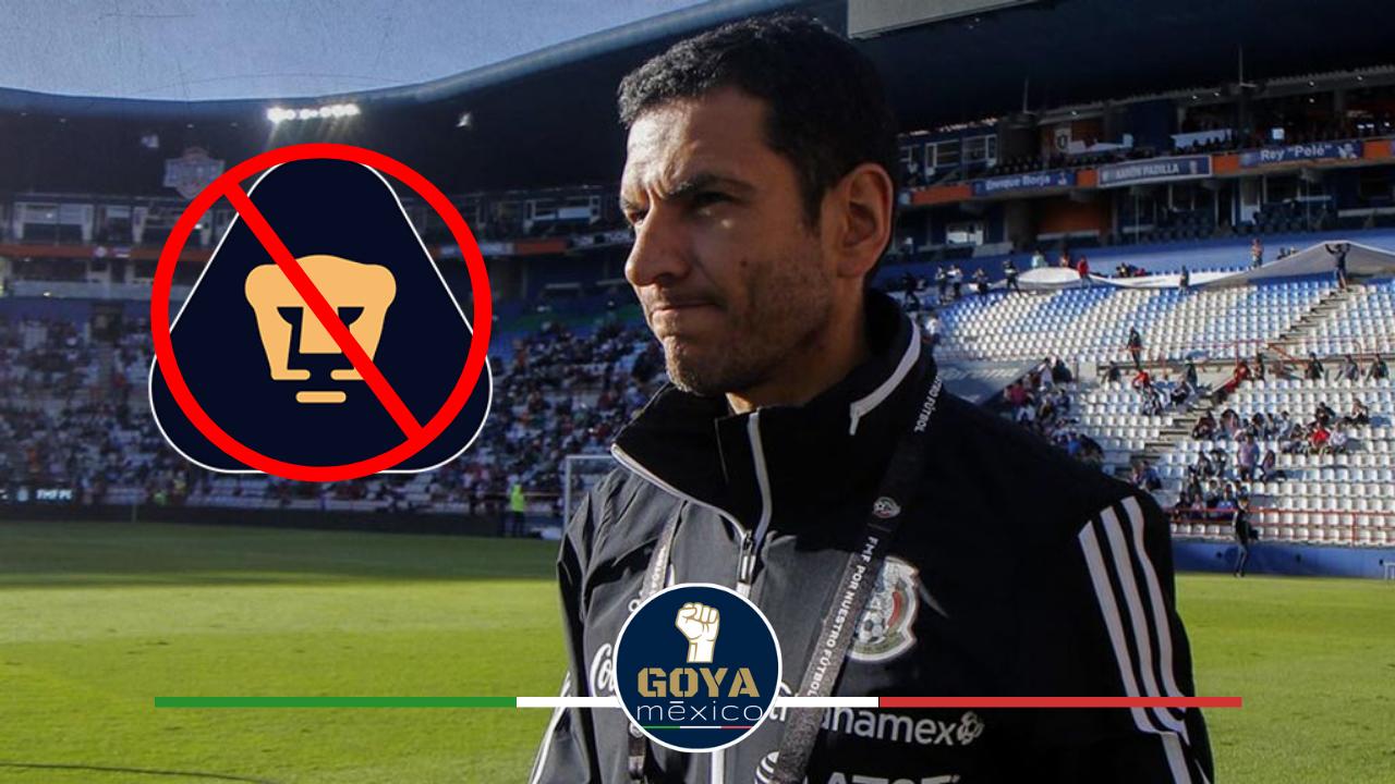 Jaime Lozano Confirma que No Llegara a Pumas