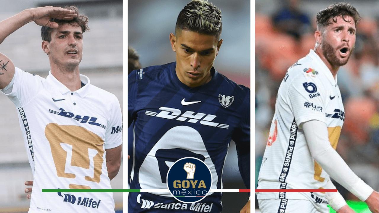 ¿Debutará Diogo De Oliveira? El XI con el que Pumas enfrentará a Tigres.