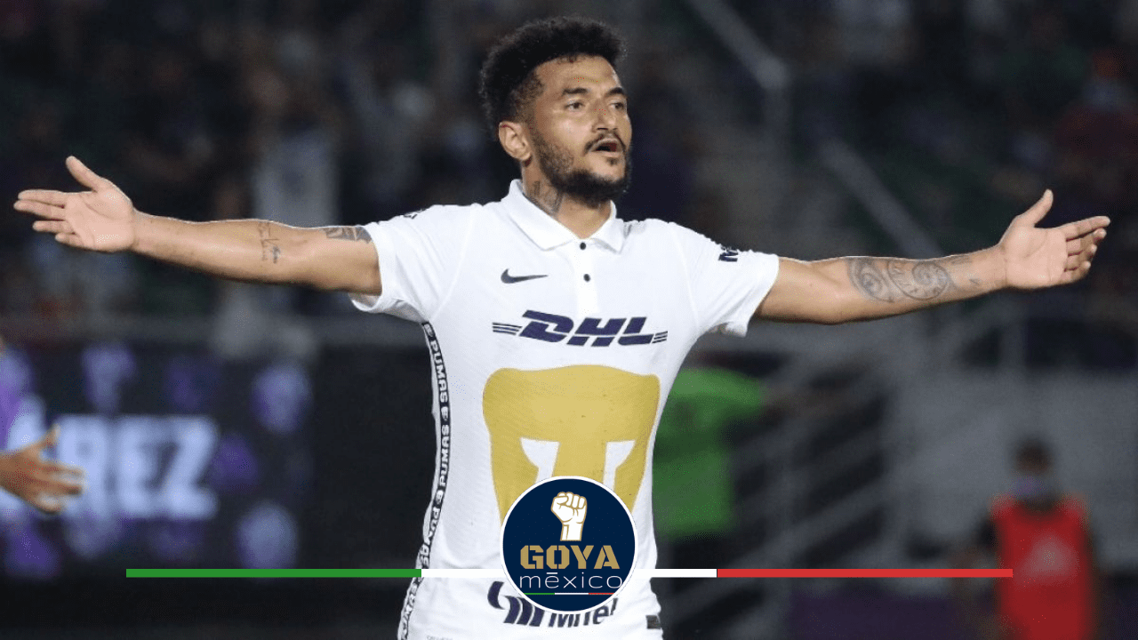 Jose Rogerio confesó como se siente jugando con Pumas.